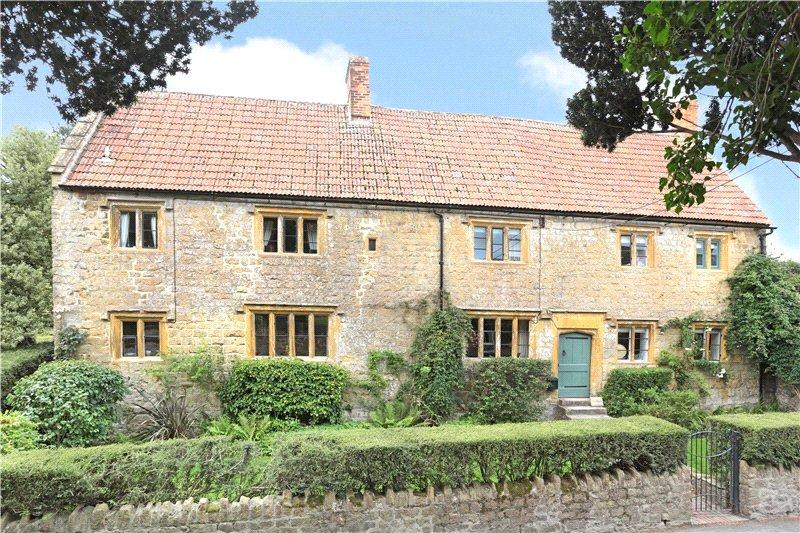 5 Bedrooms Detached House for sale in Church Street, Shepton Beauchamp, Ilminster, Somerset