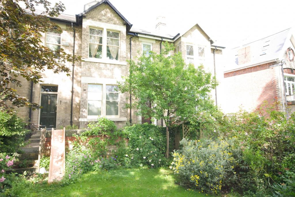 4 Bedrooms Terraced House for sale in Burnside, Spital Tongues