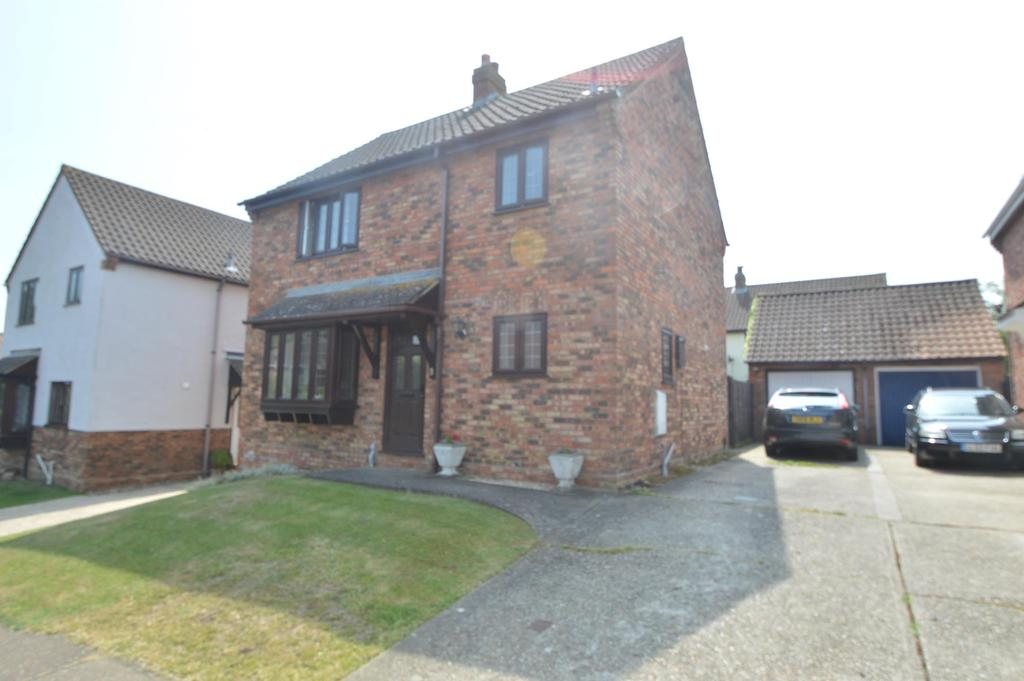 3 Bedrooms Detached House for sale in Little Hyde Road, Great Yeldham, Halstead CO9