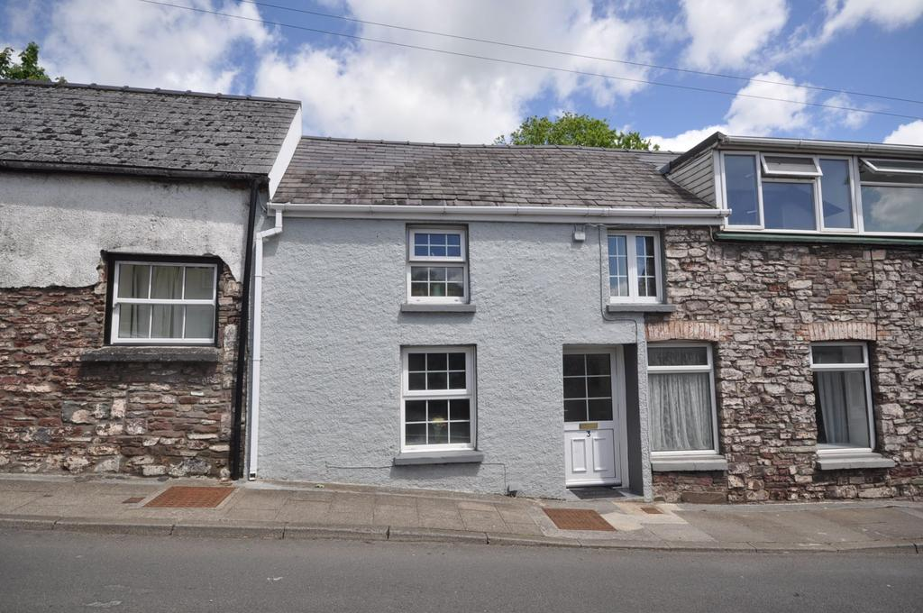 2 Bedrooms Cottage House for sale in 3 Church Street, Laugharne, Carmarthenshire SA33 4QH
