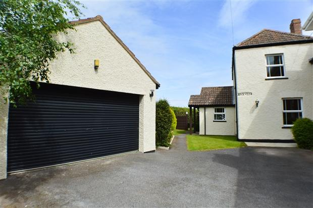 4 Bedrooms Detached House for sale in Wembdon Hill Bridgwater TA6