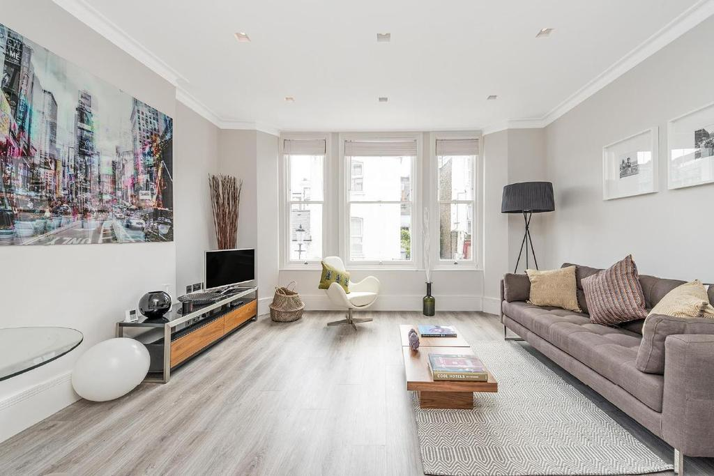 1 Bedroom Flat for sale in Kenway Road, Earl's Court, SW5