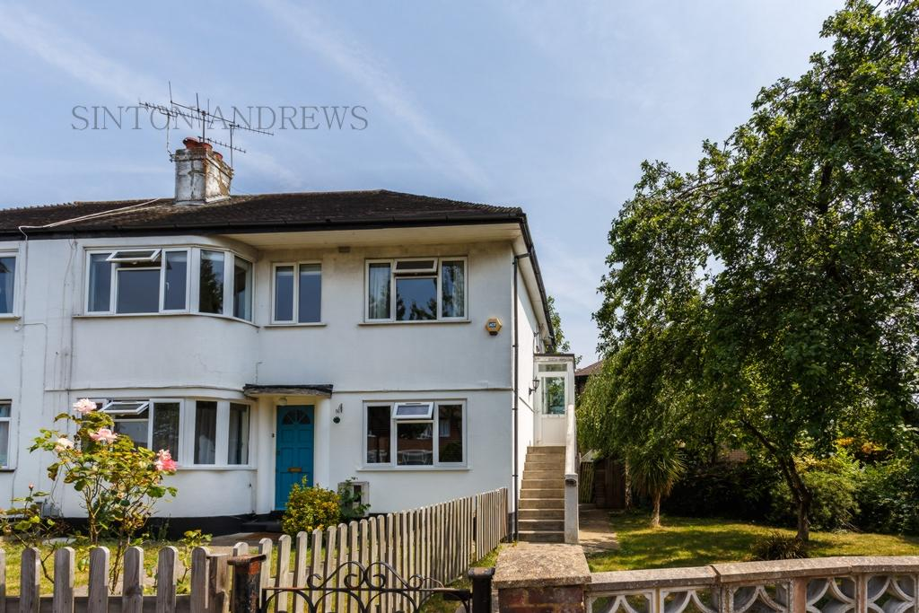 2 Bedrooms Apartment Flat for sale in Cavendish Avenue, Ealing, W13