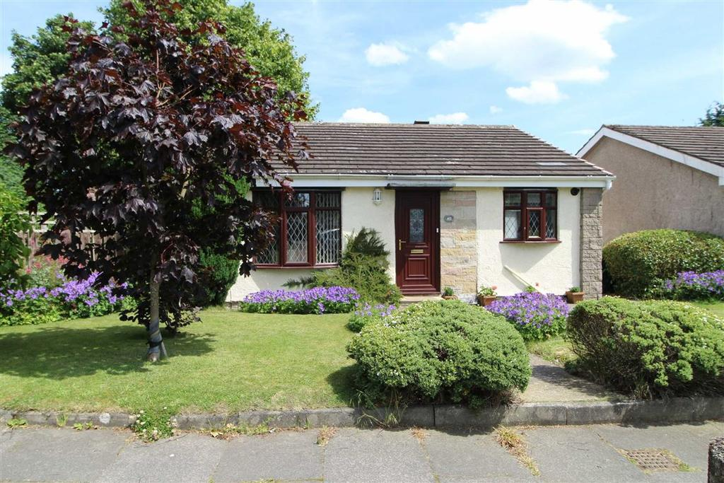 2 Bedrooms Detached Bungalow for sale in Larkspur Road, Whickham, Newcastle Upon Tyne