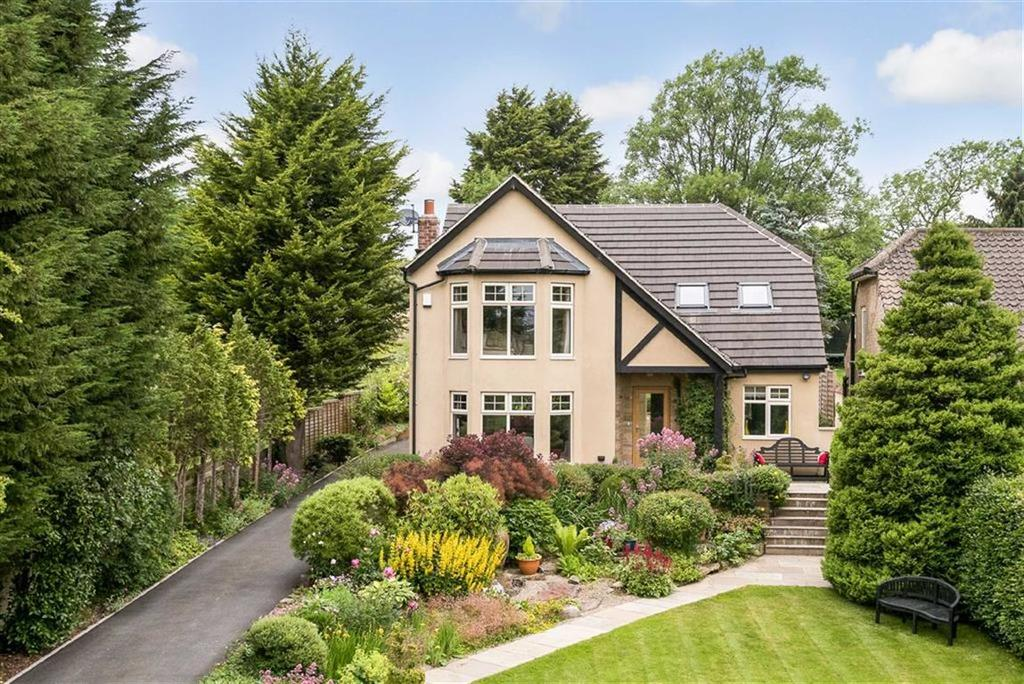 5 Bedrooms Detached House for sale in Yew Tree Close, Harrogate, North Yorkshire