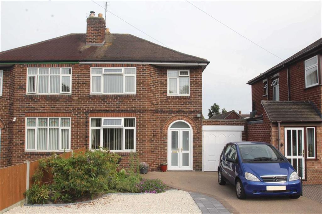 3 Bedrooms Semi Detached House for sale in Roselyn, Shrewsbury
