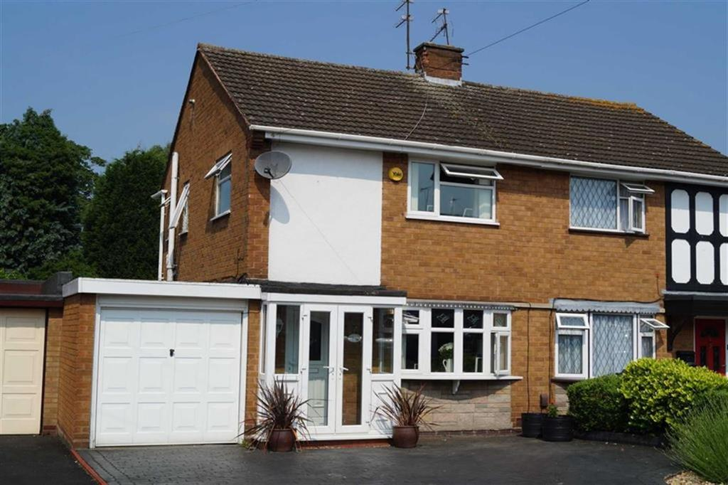 3 Bedrooms Semi Detached House for sale in Mill Green, Fordhouses, Wolverhampton