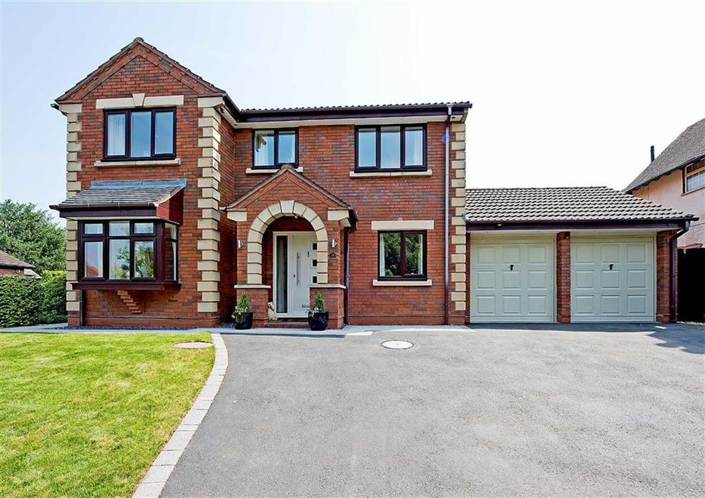 4 Bedrooms Detached House for sale in 26, Westbeech Road, Pattingham, Wolverhampton, South Staffordshire, WV6