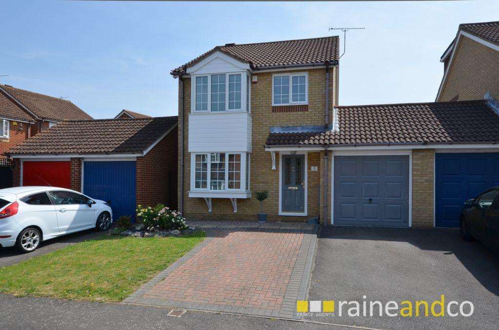 3 Bedrooms House for sale in Kings Walden Rise, Stevenage, SG2