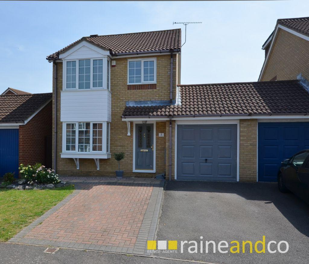 3 Bedrooms House for sale in Kings Walden Rise, Stevenage, SG2