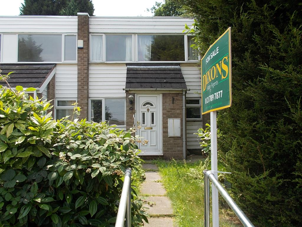 3 Bedrooms End Of Terrace House for sale in Weatherby Close, Bromford, Birmingham B36