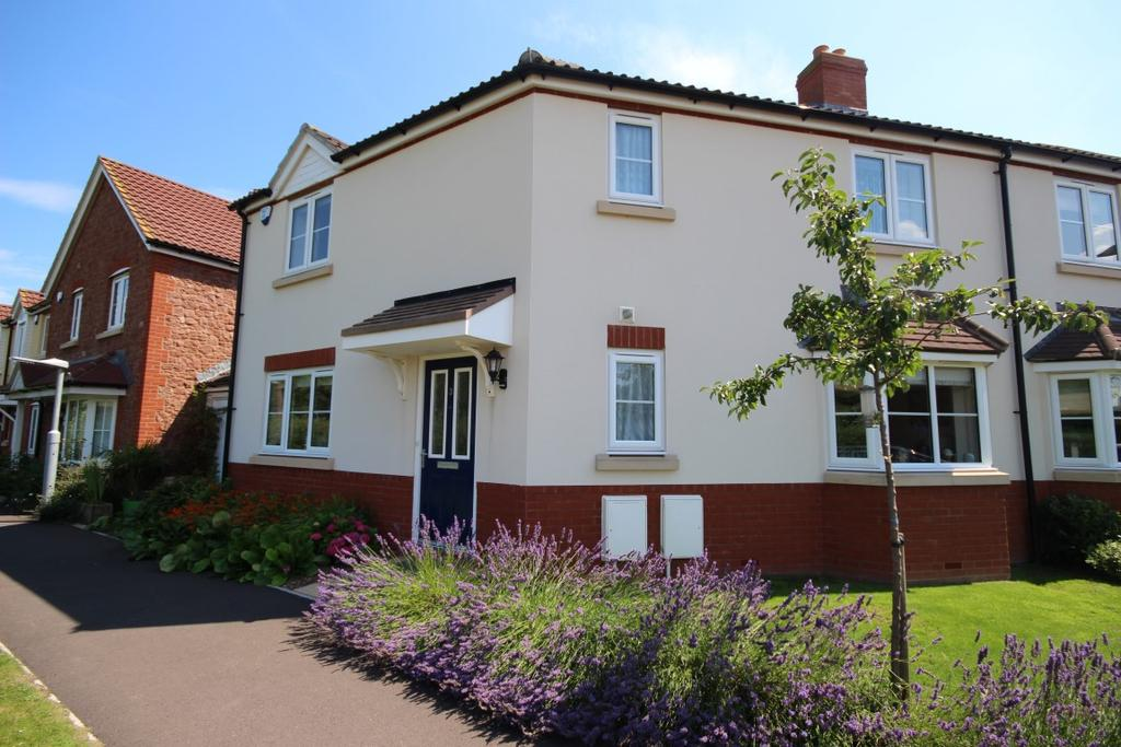 3 Bedrooms Semi Detached House for sale in Aller Mead Way, Williton TA4