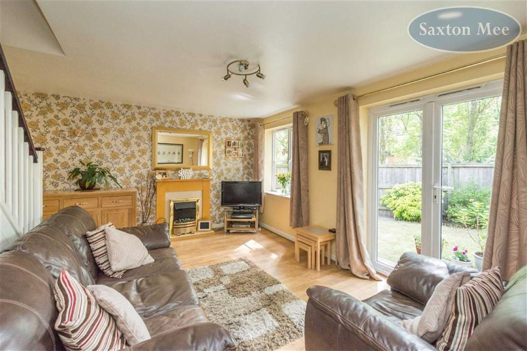 2 Bedrooms Town House for sale in Pavilion Way, Firth Park, Sheffield, S5