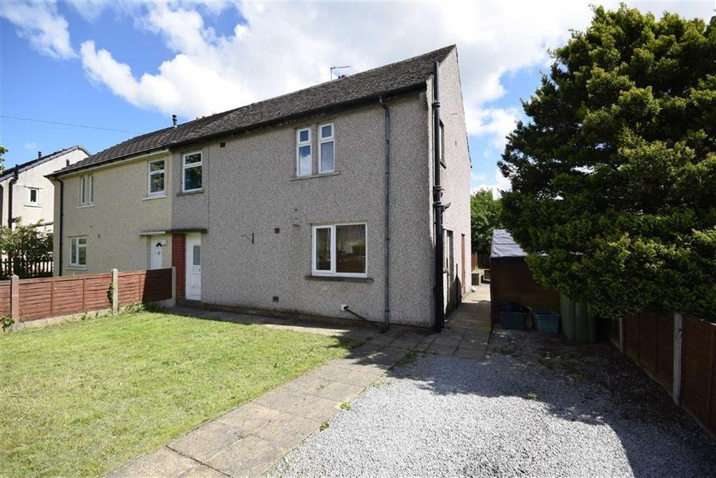 3 Bedrooms Semi Detached House for sale in Birtwistle Avenue, Colne, Lancashire