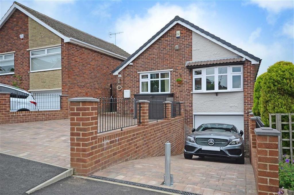 2 Bedrooms Bungalow for sale in 24, Ferndale Road, Coal Aston, Dronfield, Derbyshire, S18