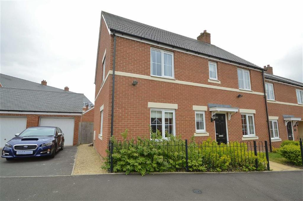 4 Bedrooms Detached House for sale in Toronto Avenue, Copthorne Grange, Shrewsbury