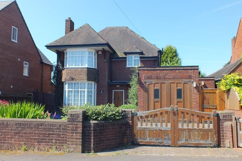 4 Bedrooms Detached House for sale in Kent Road, Halesowen