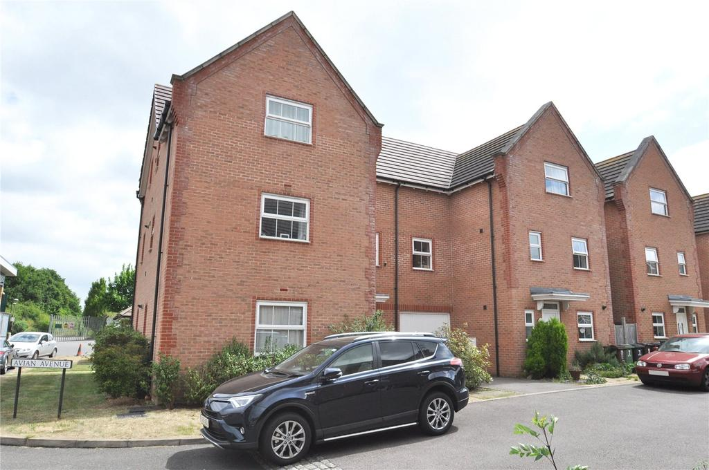 1 Bedroom Flat for sale in Avian Avenue, Curo Park, Frogmore, St. Albans