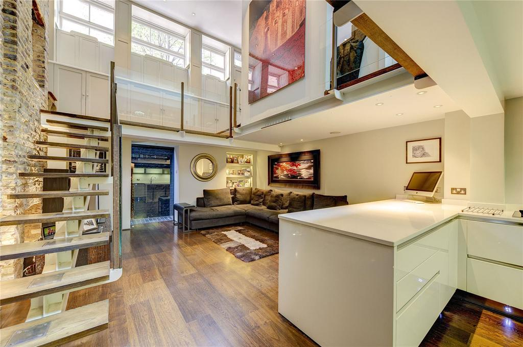 2 Bedrooms House for sale in Betterton Street, Covent Garden, WC2H