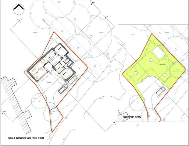 Land Commercial for sale in Plot at Millingtons Way, Frankwell, Shrewsbury