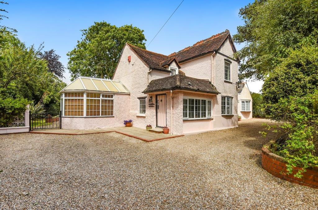 5 Bedrooms Detached House for sale in Thornton Cottage, West Wittering, Chichester Road, PO20