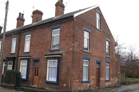 3 bedroom end of terrace house to rent - Baron Street, Sheffield S1