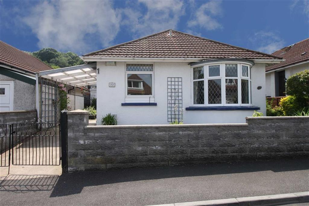 3 Bedrooms Detached Bungalow for sale in The Grove, Aberdare, Mid Glamorgan