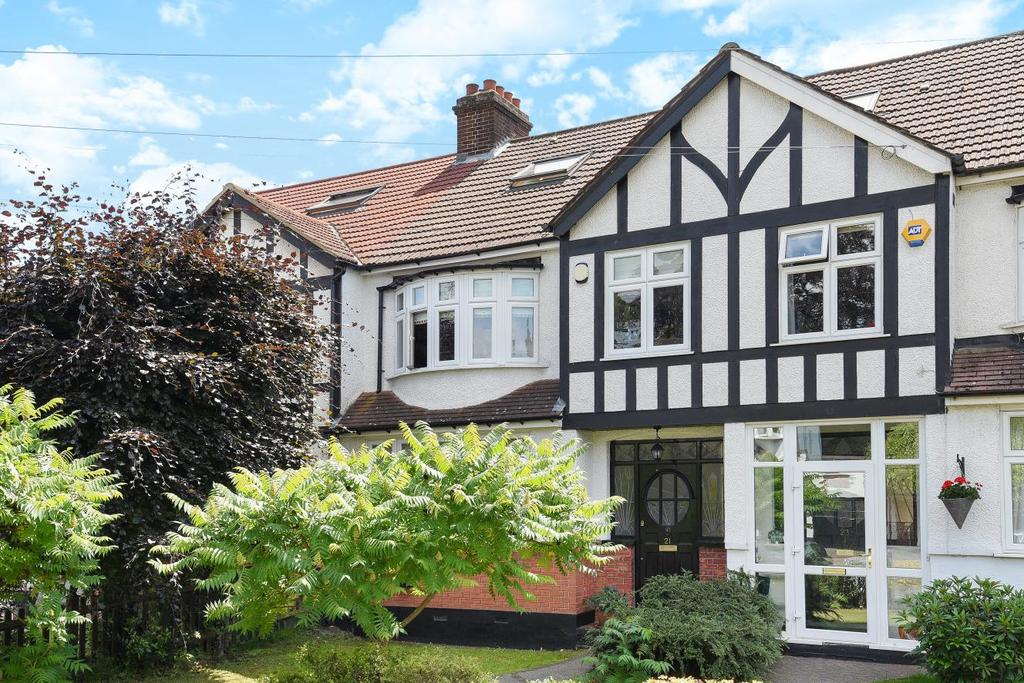 4 Bedrooms Terraced House for sale in Oakfield Gardens, Beckenham, BR3