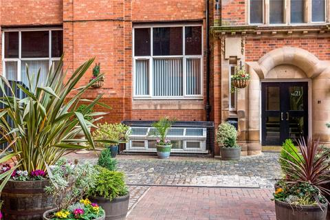 Studio to rent - Queen Street Apartments, Leicester, LE1
