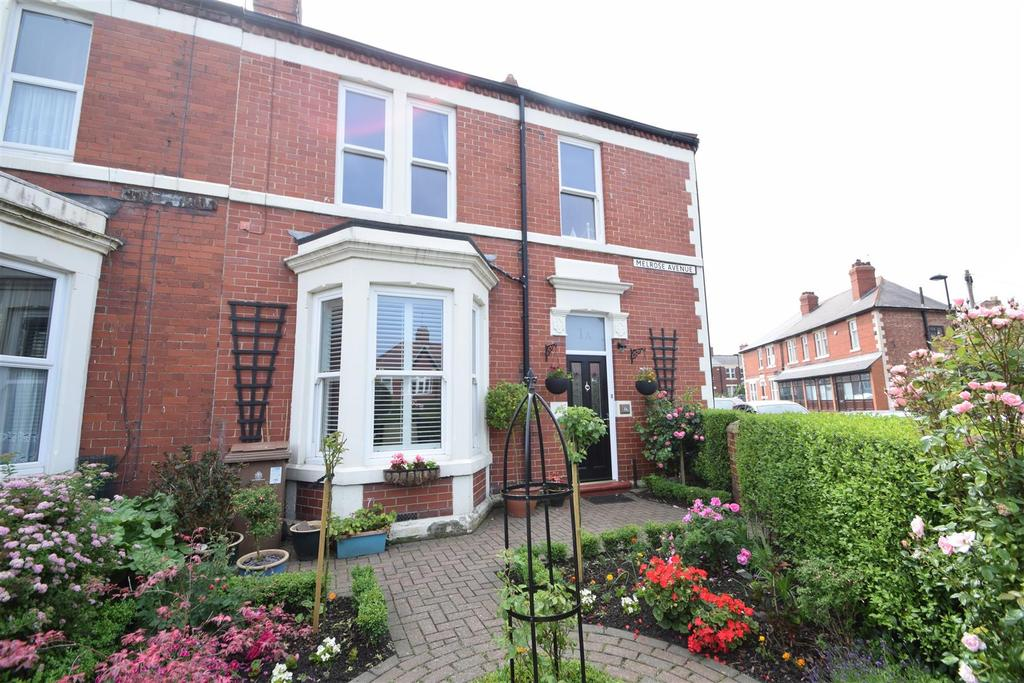 4 Bedrooms End Of Terrace House for sale in Melrose Avenue, Monkseaton