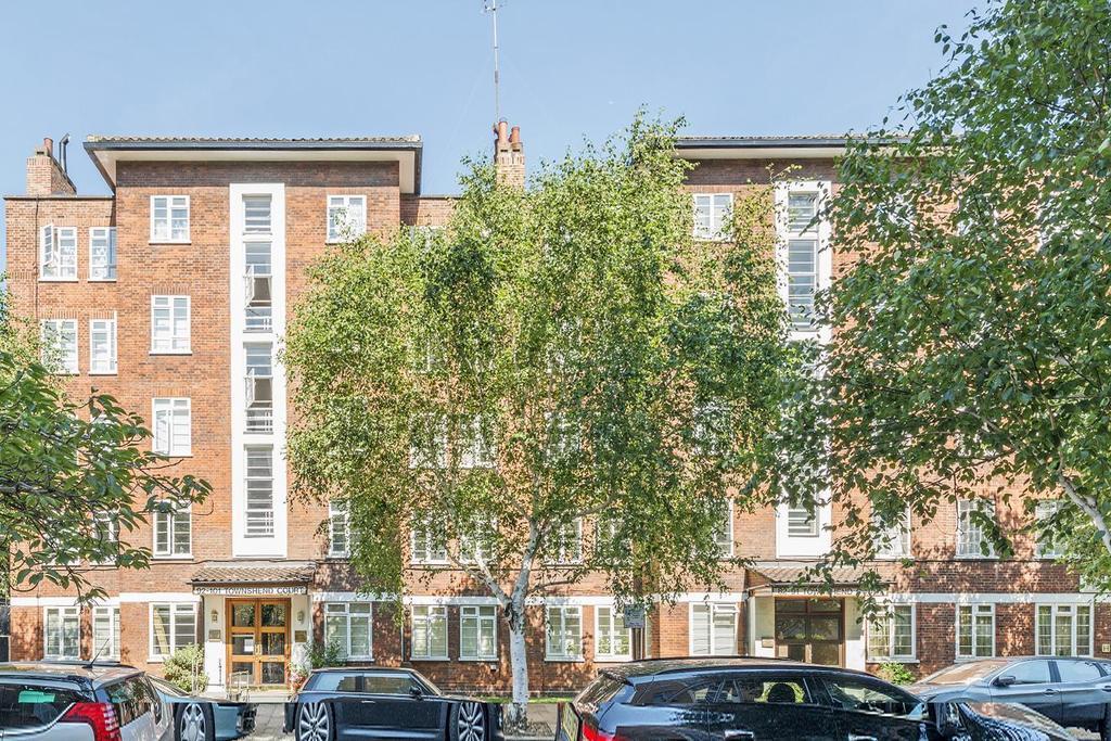 2 Bedrooms Flat for sale in Mackennal Street, St John's Wood