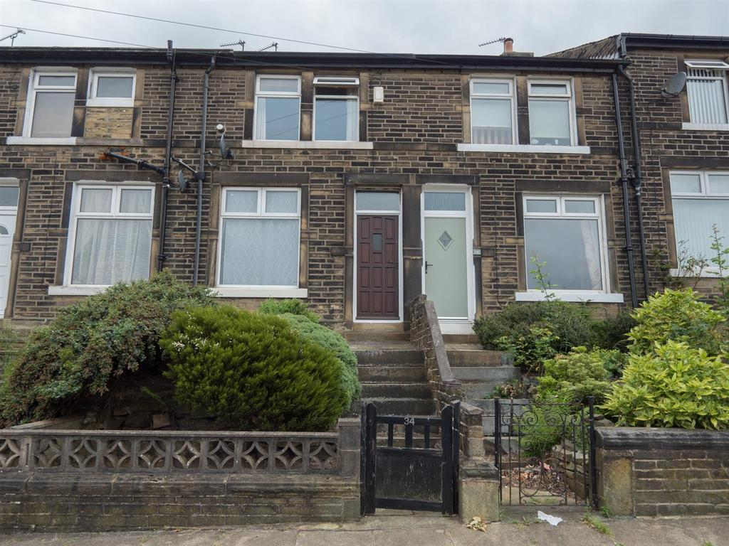 2 Bedrooms Terraced House for sale in Hutton Terrace, Bradford, BD2 2DY