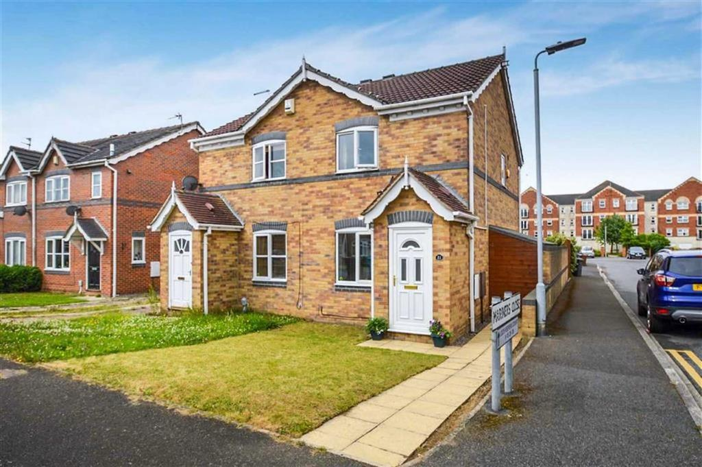 2 Bedrooms Semi Detached House for sale in Maldon Drive, Victoria Dock, Hull, East Yorkshire, HU9