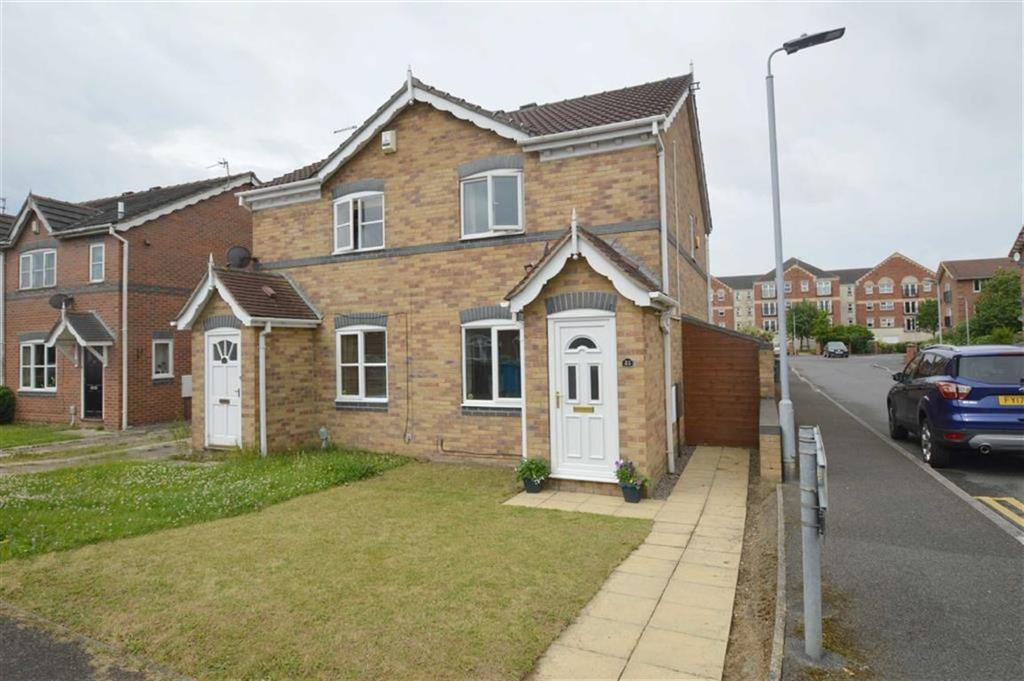 Semi Detached House for sale in Maldon Drive, Victoria Dock, Hull, East Yorkshire, HU9