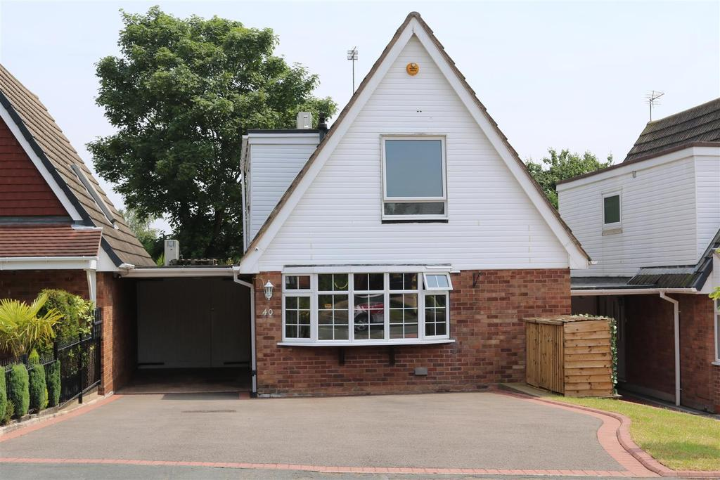 3 Bedrooms Link Detached House for sale in Whiting, Tamworth