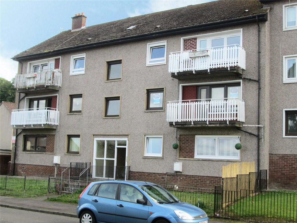 2 Bedrooms Flat for sale in 1/2, 18 Neilvaig Drive, Rutherglen, Glasgow, G73