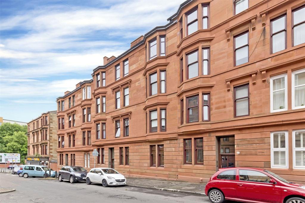 3 Bedrooms House for sale in Flat 3/1, 72 Braeside Street, North Kelvinside, Glasgow, G20
