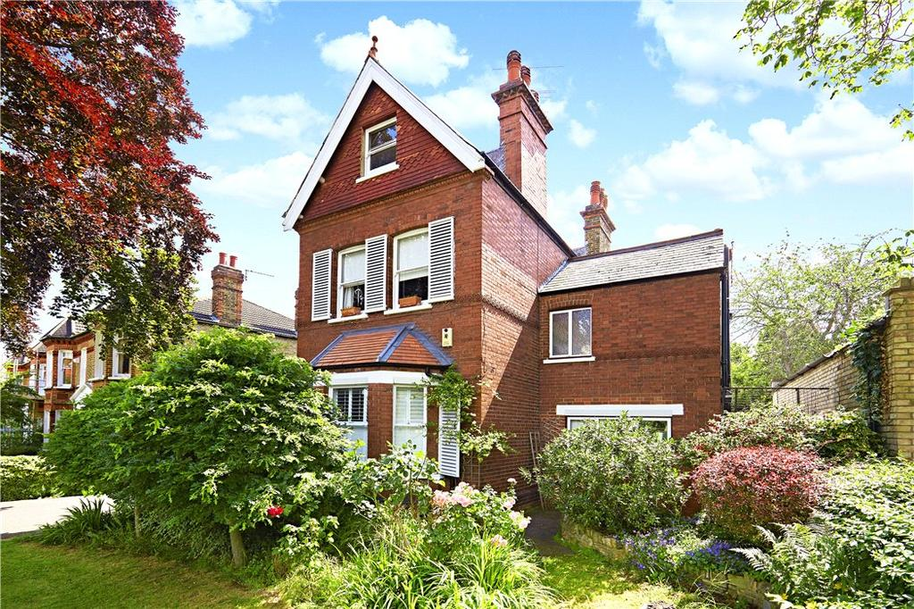 5 Bedrooms Detached House for sale in Turney Road, Dulwich, London, SE21