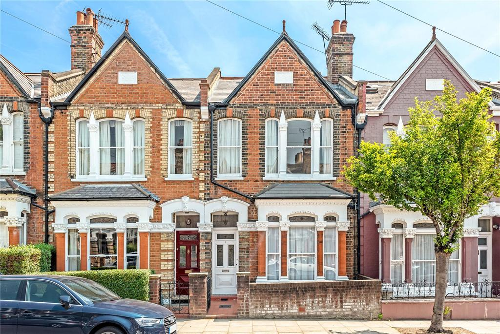 4 Bedrooms Terraced House for sale in Liberia Road, Highbury, London, N5