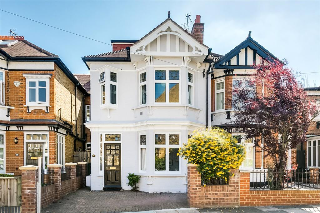 5 Bedrooms Terraced House for sale in Grena Road, Richmond, Surrey