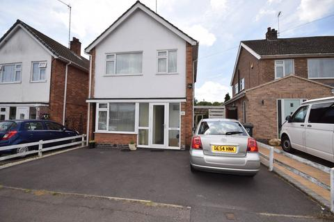 3 bedroom detached house to rent - Stokes Drive, Leicester,