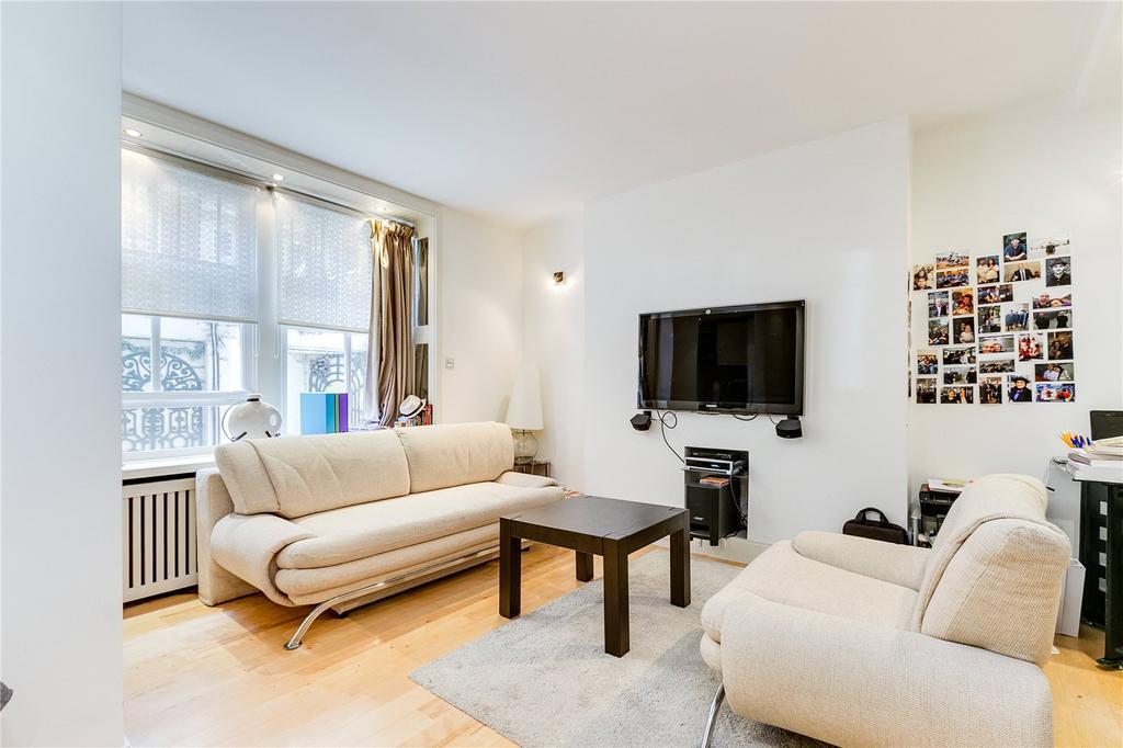 Studio Flat for sale in Jefferson House, 11 Basil Street, Knightsbridge, London