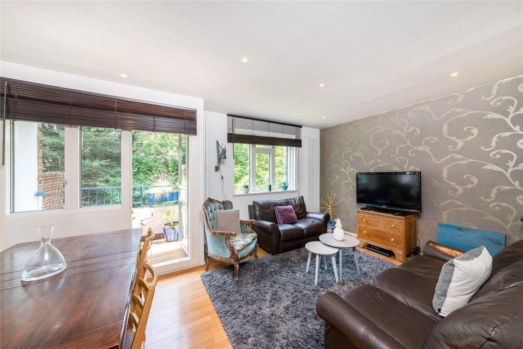 2 Bedrooms Flat for sale in Hamilton House, Bennett Street, Chiswick, London