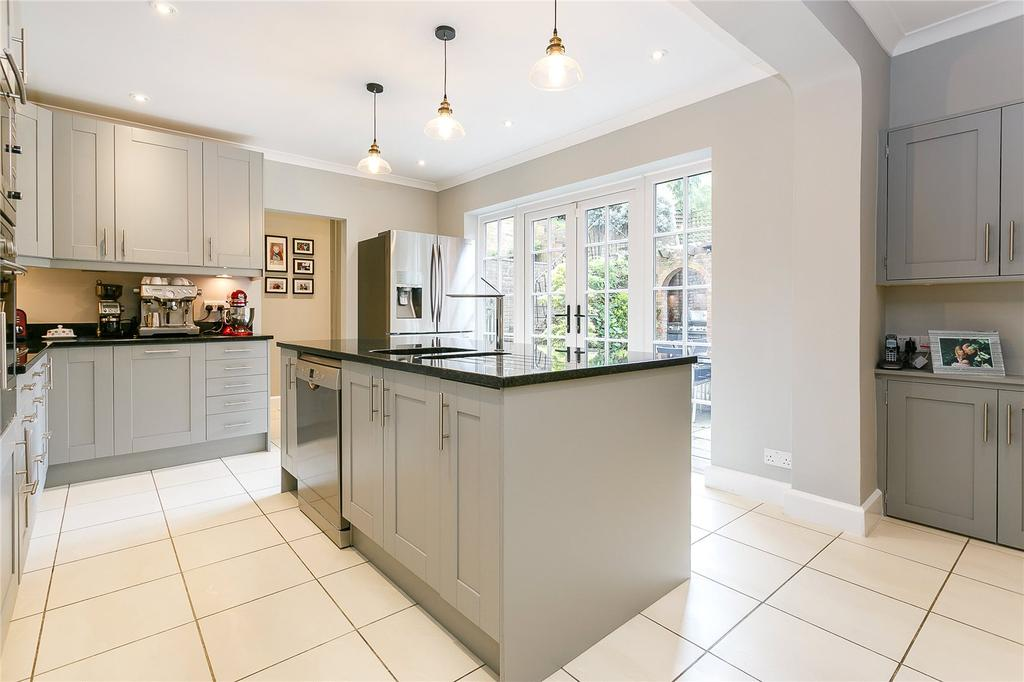 4 Bedrooms Semi Detached House for sale in Charterhouse Road, Godalming, Surrey