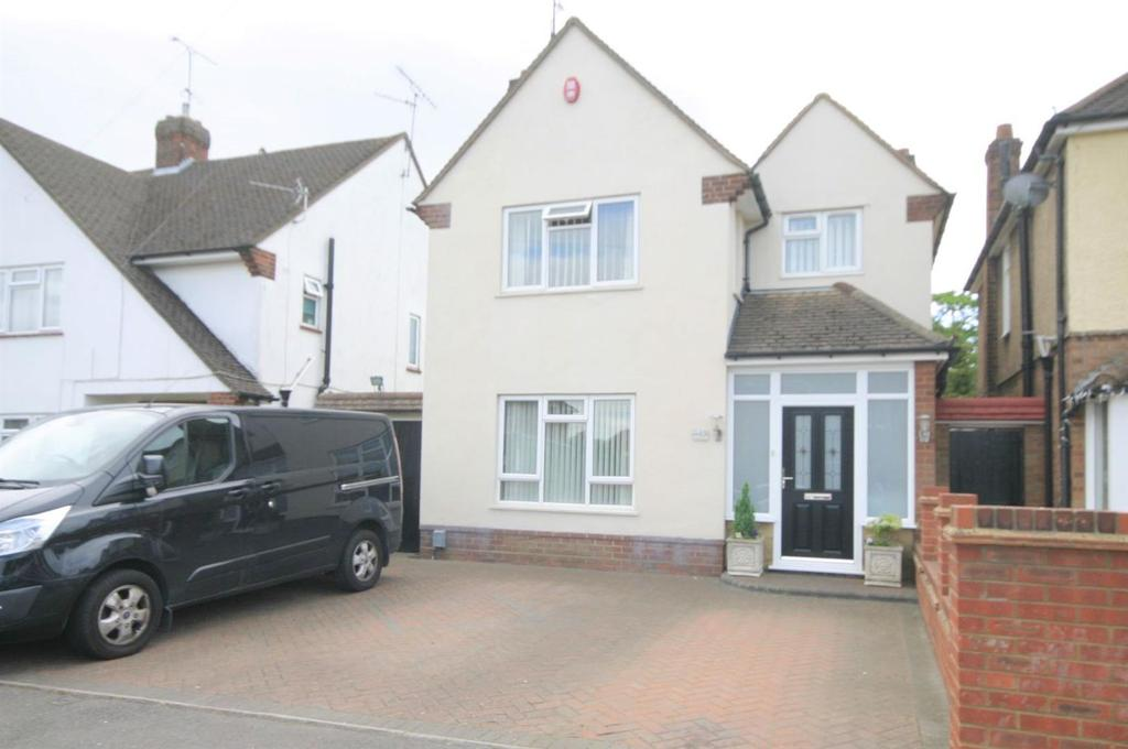 4 Bedrooms Detached House for sale in Graham Gardens, Luton