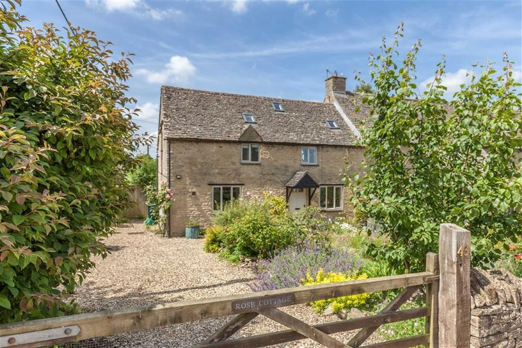 3 Bedrooms Cottage House for sale in High Street, Ascott-under-Wychwood, Oxfordshire