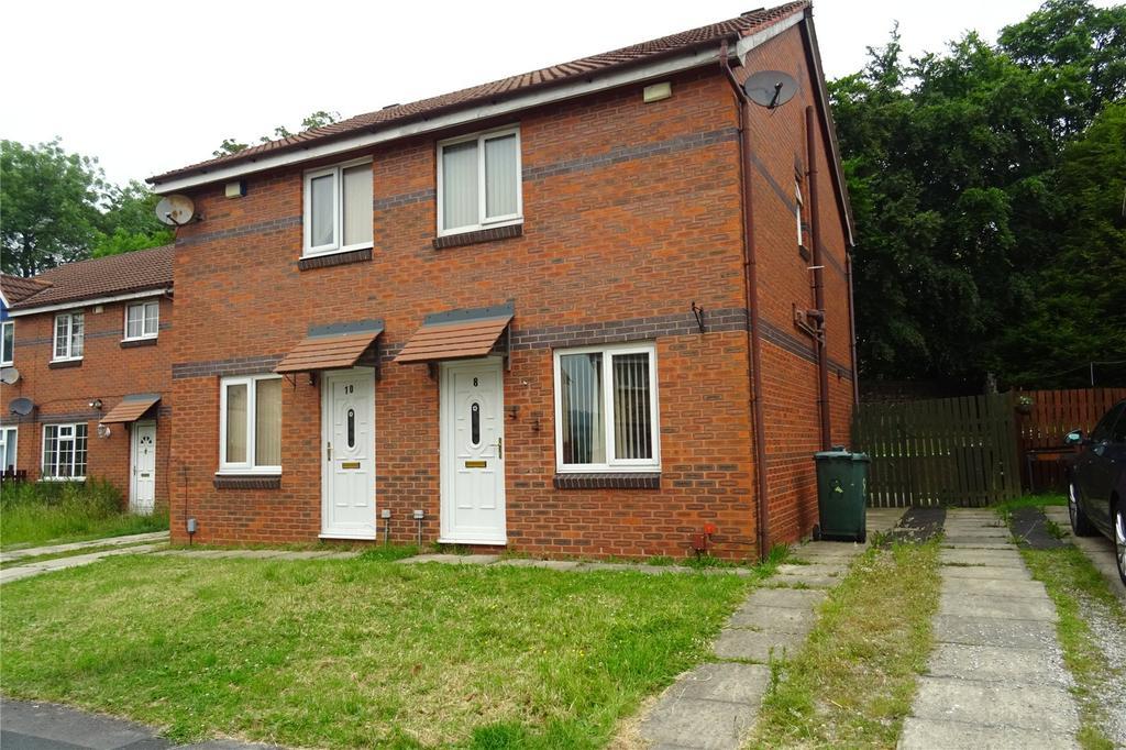 2 Bedrooms Semi Detached House for sale in Vivien Road, Bradford, West Yorkshire, BD8