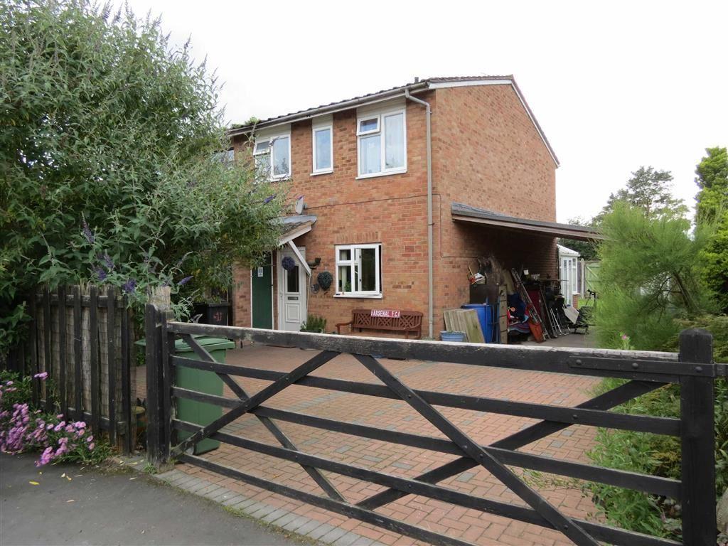 3 Bedrooms Semi Detached House for sale in Middlegate, Harlescott, Shrewsbury, Shropshire