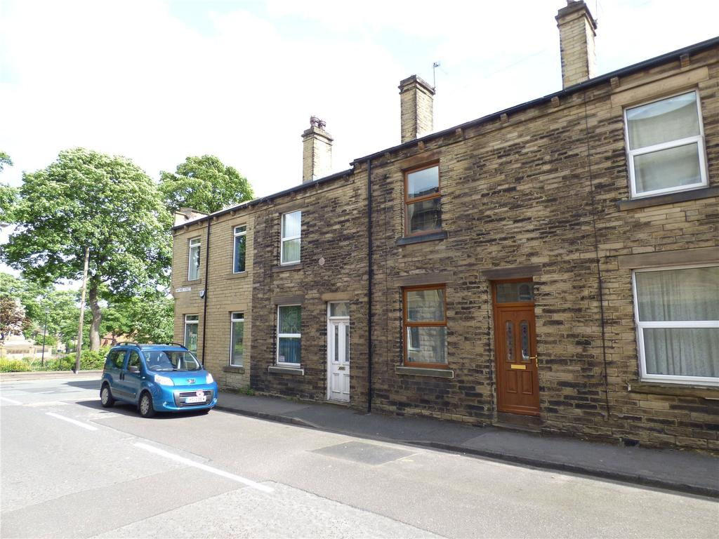 2 Bedrooms Terraced House for sale in Mortimer Street, Cleckheaton, BD19