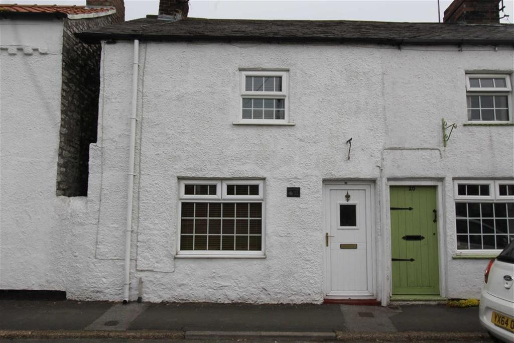 2 Bedrooms Terraced House for sale in High Street, Bempton, East Yorkshire, YO15